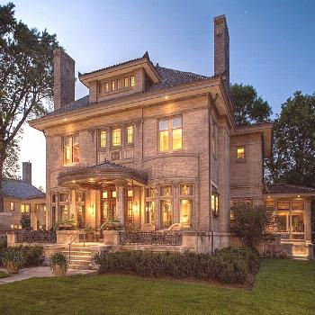 1906 Mansion In Minneapolis Minnesota — Captivating Houses#captivating