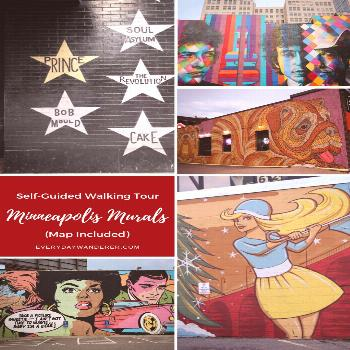 A Walking Tour of 7 Magnificent Minneapolis Murals (Map Included) Meet Minneapolis via these downto