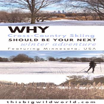 Are you tired of being stuck indoors in the winter? So was I! I've decided to embrace the cold and