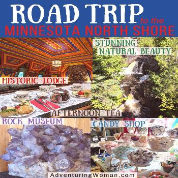 Discover the North Shore! Discover all the best stops along Lake Superior's North Shore! I enjoy qu