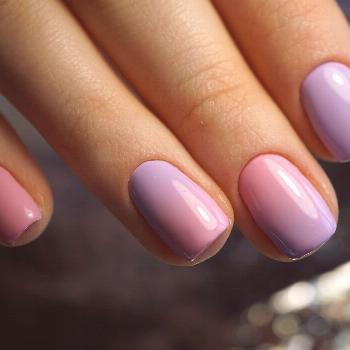 Here's some mani-inspiration for your at home & DIY manis!  We miss you all!
