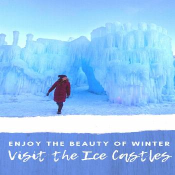 Ice Castles in Minnesota - Tips for Visiting • Nurse to Nomad Visit the Ice Castles and enjoy the