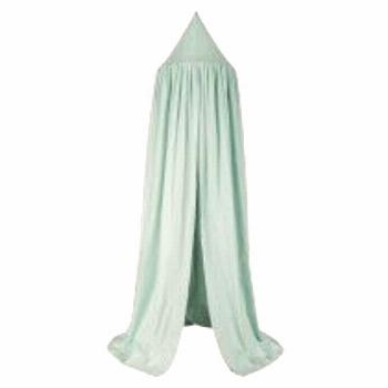 Kidsdepot Wieber Mosquito Net Mint, Childrens Room