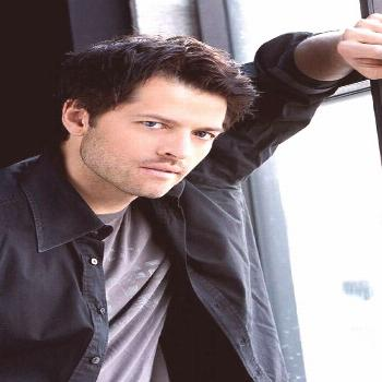 Misha Collins. Plays one of my favorite character in Supernatural (Castiel) and he's a wonderful an