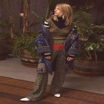 Missoni Pre-Fall 2018 Fashion Show -  See the complete Missoni Pre-Fall 2018 collection.  -