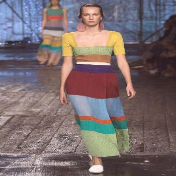 Missoni Spring 2017 Ready-to-Wear modeshow,Missoni Spring 2017 Ready-to-Wear collectie, catwa... Mi