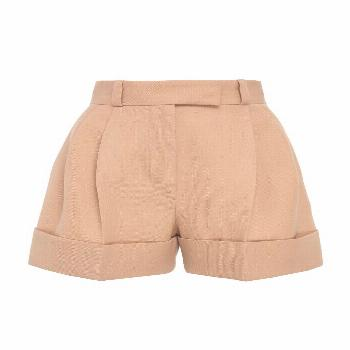 MIU MIU - shorts - Pleated Short