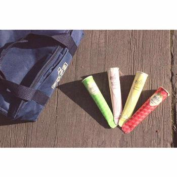 Our Popsicles are made using 100% natural ingredients, all of the finest quality with no compromise