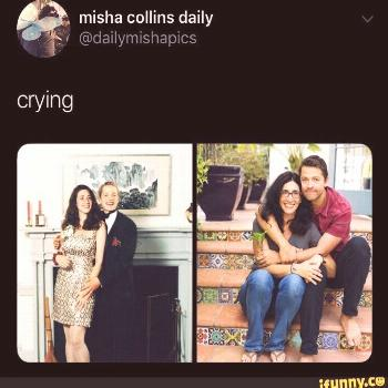 Picture memes ZusAZAQ27 — iFunny misha collins daily – popular memes on the site