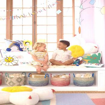 Pottery Barn Kids Launches a Colourful Collaboration with Margherita Missoni  Pottery Barn Kids Lau