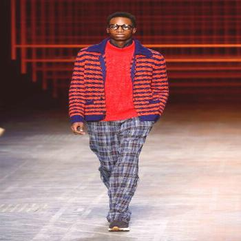 The 10 Things You Should Know from Milan Fashion Week Colorful sweaters, like this one from Missoni