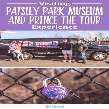The Amazing Paisley Park Tour and Prince Tour of Minneapolis. Do This! Paisley Park Museum, the for