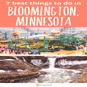 Things to do in Bloomington MN. Are you planning a trip to Minneapolis in Minnesota? Here are the 7