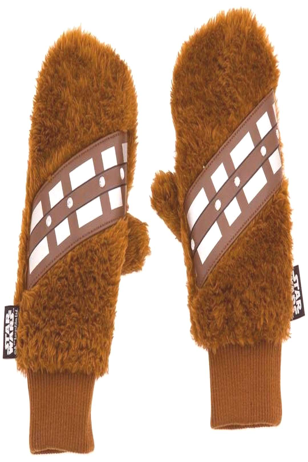 Disney Chewbacca Mittens for Kids Star Wars: The Rise of Skywalker ,