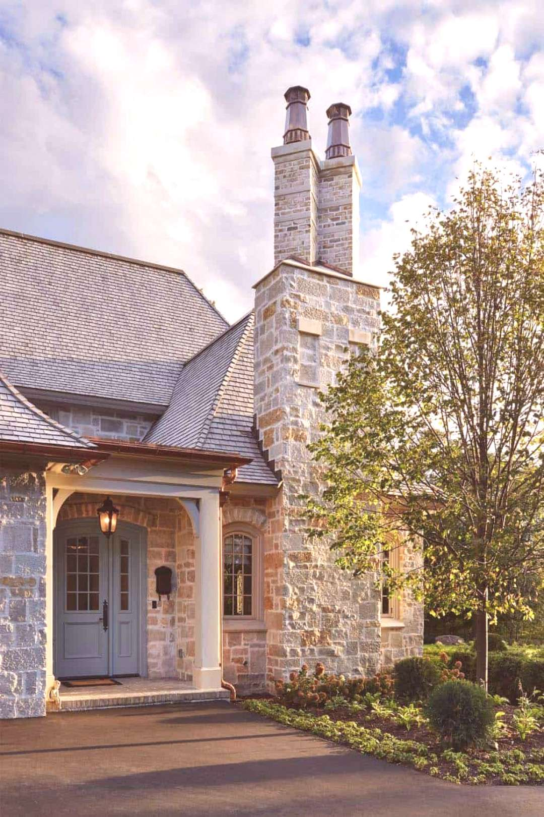 Dream Home Tour: A beautiful French Country estate in Minnesota
