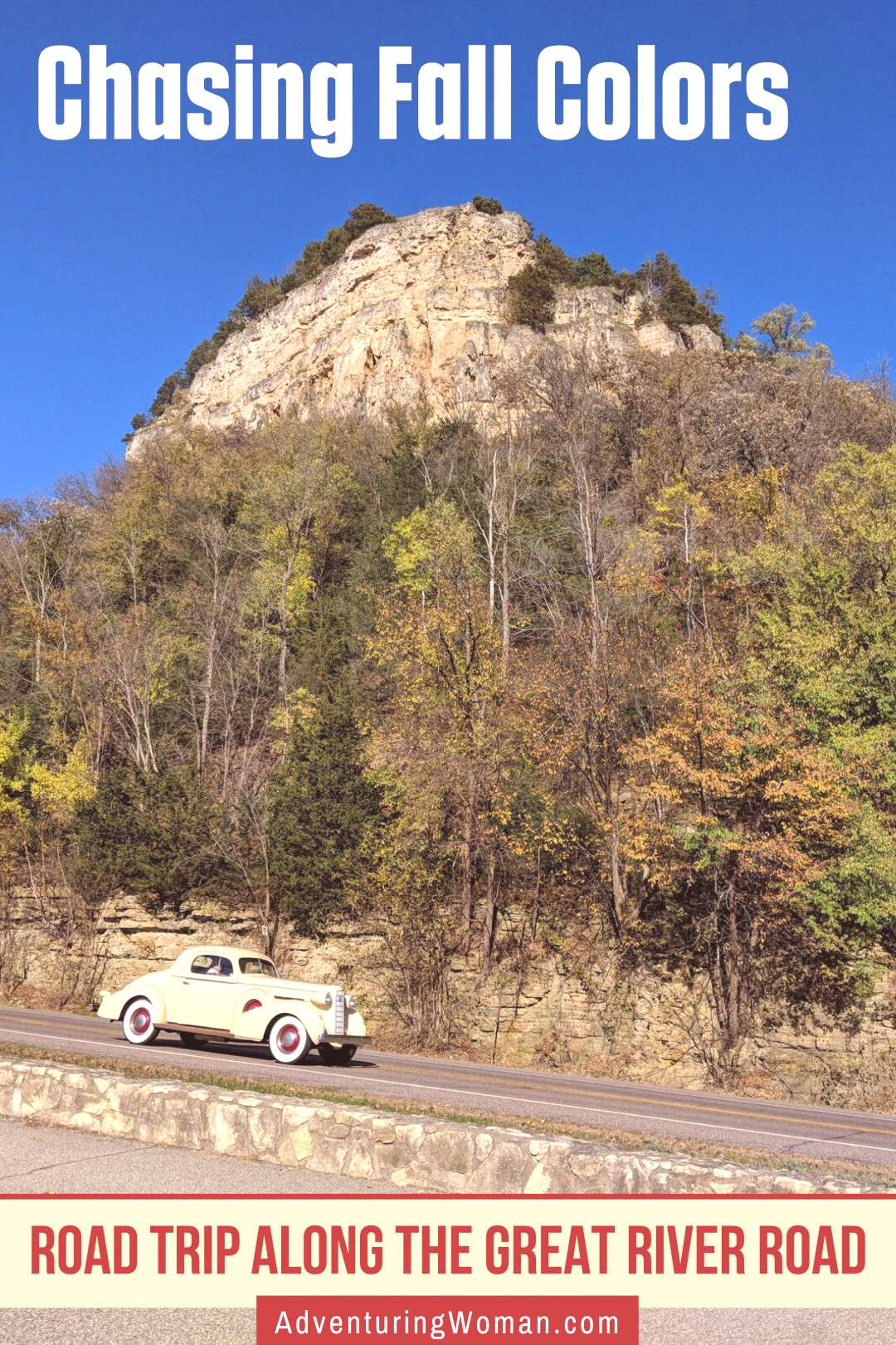 Great River Road Trip Chasing fall colors along the Great River Road in and we learn tales of star-