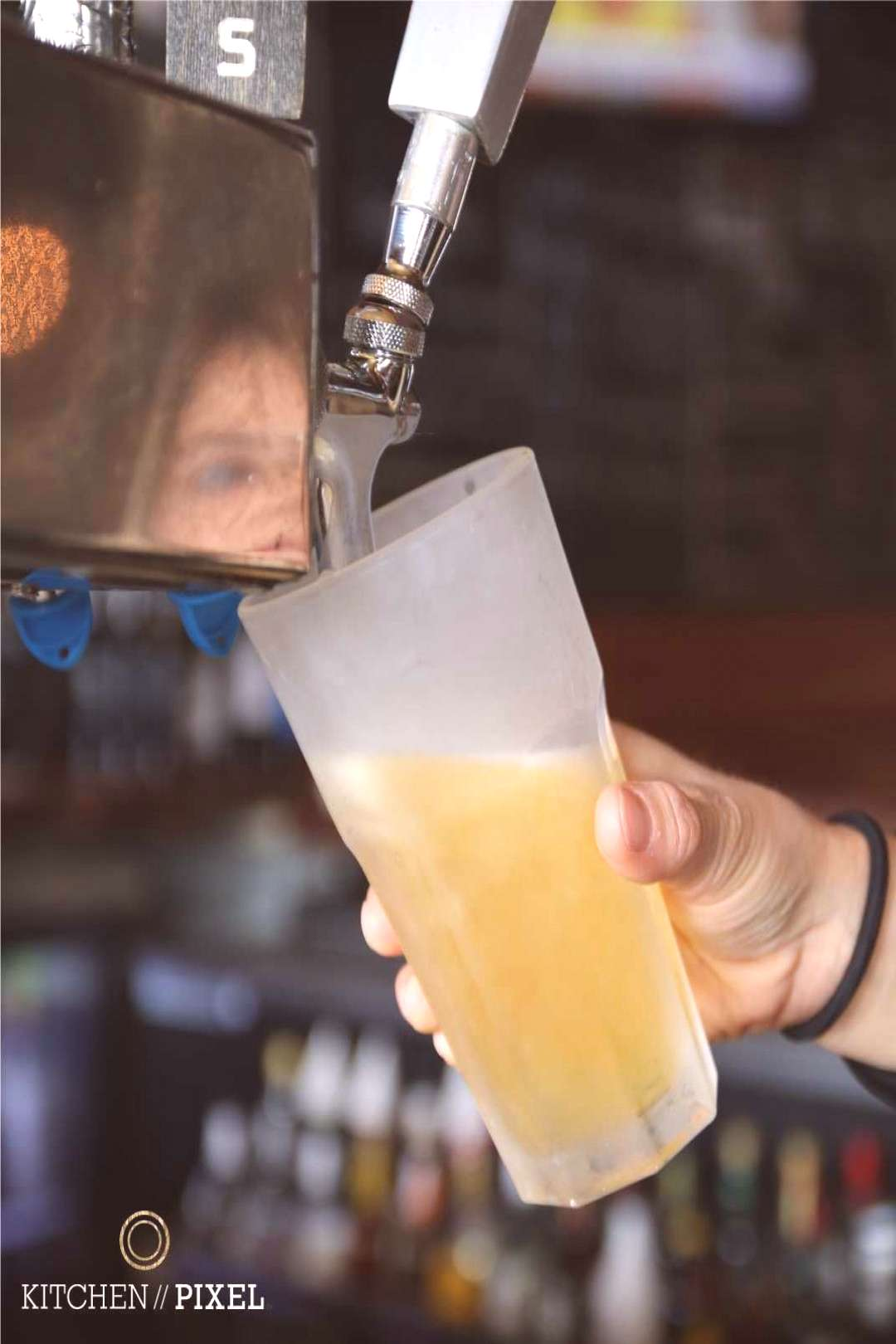 What's better than a cold beer in a frosty glass? Drinking it on National Beer Day!